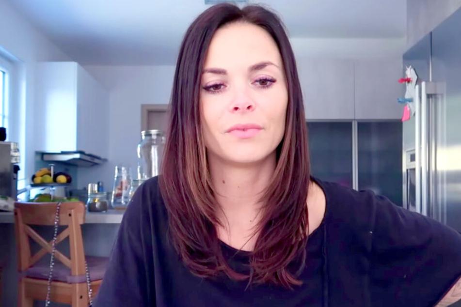 Denisé Kappés (29) spricht über ihren Autounfall.