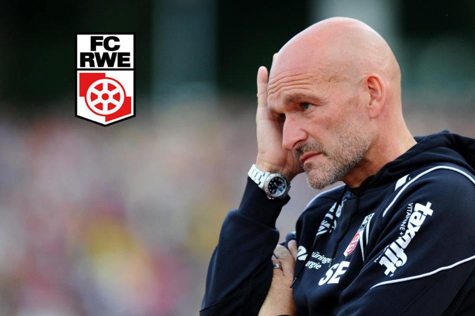 RWE setzt offenbar Coach Bergner vor die Tür! Kehrt Emmerling zurück?