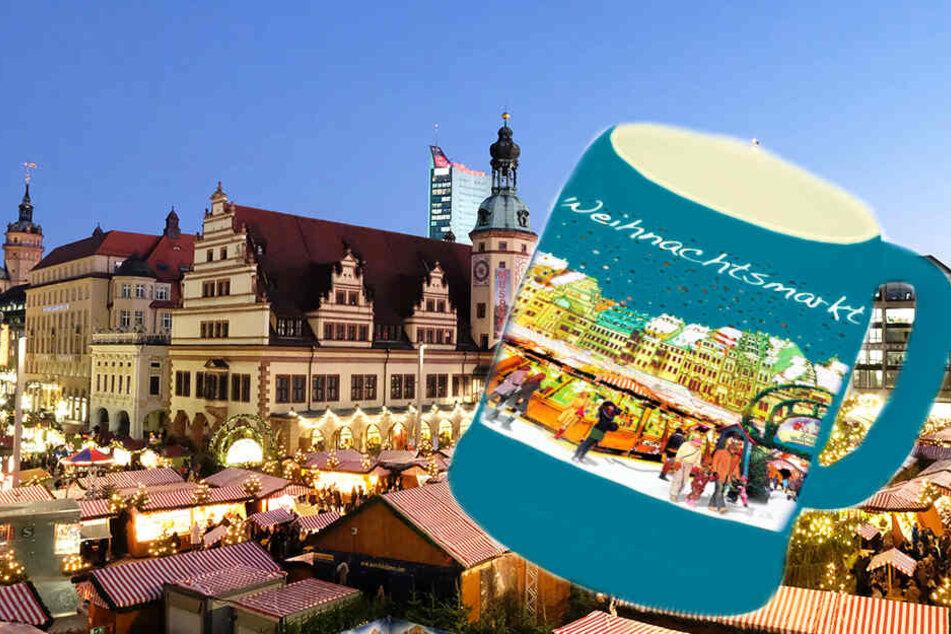 Ihr habt abgestimmt: Das ist die neue Tasse für den Leipziger Weihnachtsmarkt