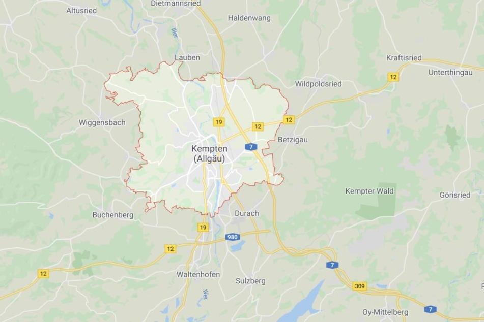 In Kempten in Bayern hatten Polizisten den richtigen Riecher - mit Folgen für zwei Männer.