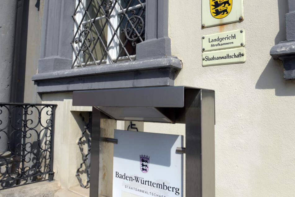 Der Prozess beginnt am Montag vor dem Landgericht Ellwangen.