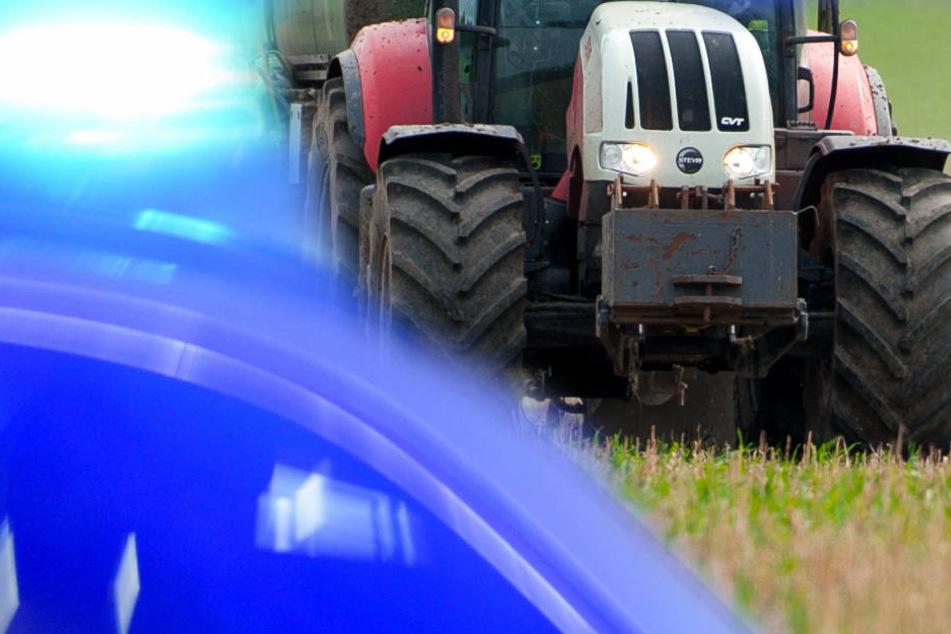 Bei einem Arbeitsunfall auf einem Feld bei Willich ist ein Mann (46) gestorben. (Symbolbild)