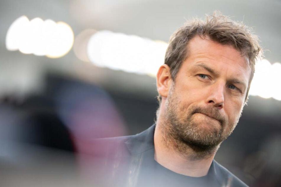Will mit seiner Mannschaft den starken Frankfurter Offensiven nicht viele Möglichkeiten geben: VfB Stuttgart-Cheftrainer Markus Weinzierl.