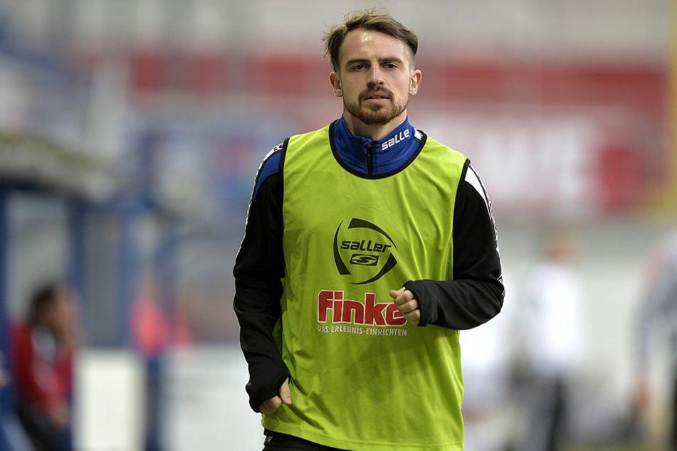 Der 23-jährige Pascal Itter stand in den vergangenen beiden Jahren beim Zweitliga-Aufsteiger SC Paderborn unter Vertrag.