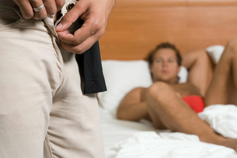 Viele der männlichen Kunden sind verheiratete Familienväter, die sich ein sexuelles Abenteuer leisten. Manchmal über Jahre.