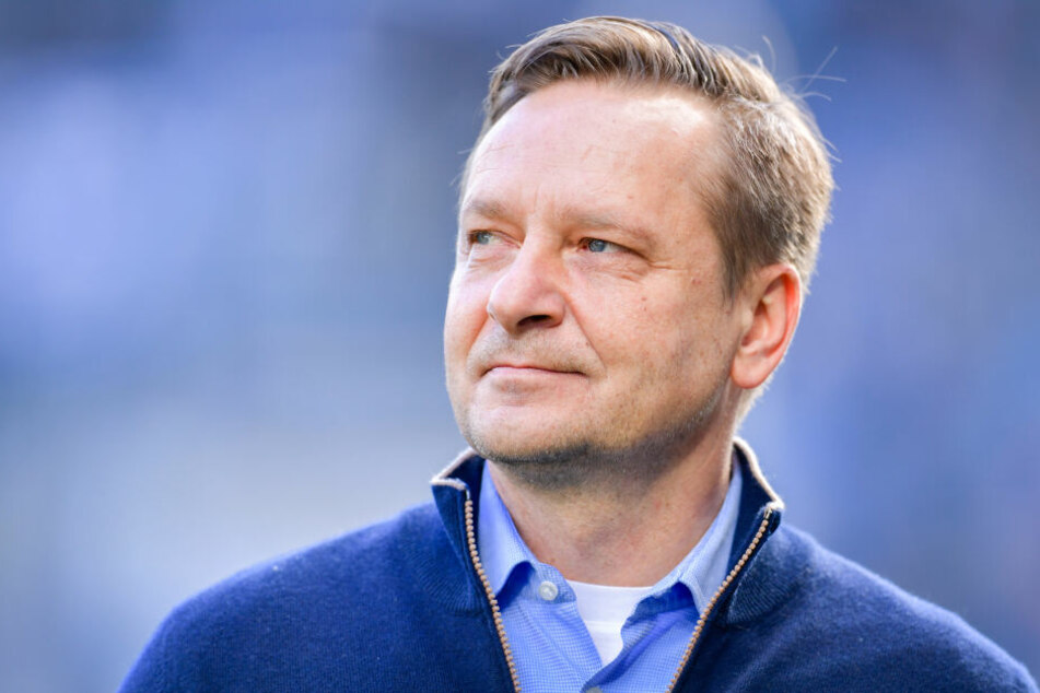 Horst Heldt (49) ist seit dem 19. November Sportdirektor des 1. FC Köln.