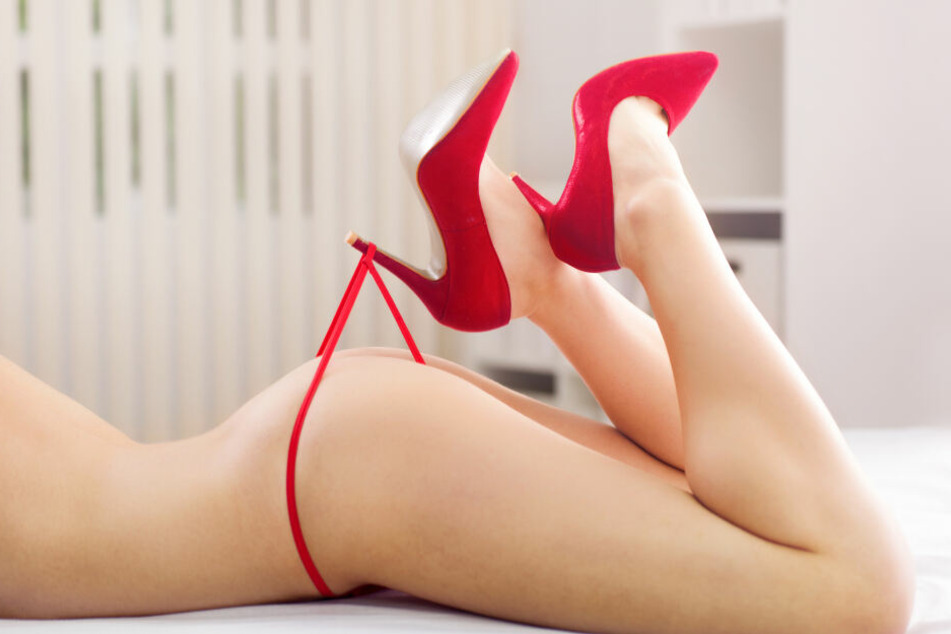 Die Frau arbeitete als Prostituierte. (Symboldienst)