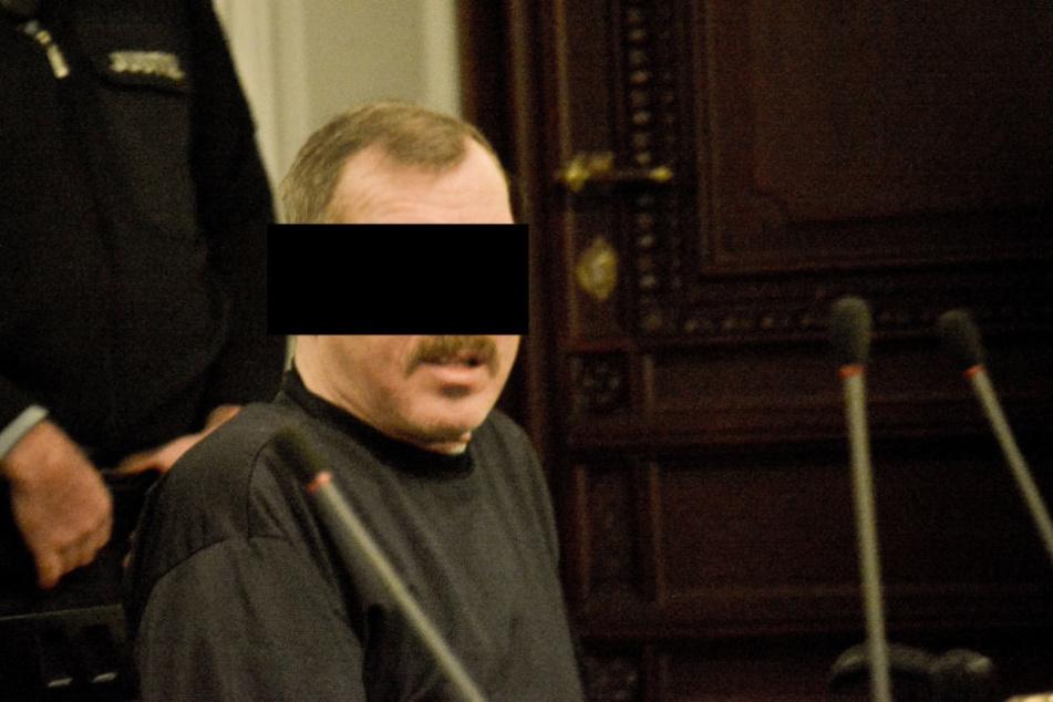 Der mutmaßliche Mörder von Heike Wunderlich, Helmut S. (61) steht im Frühjahr vor dem Landgericht Zwickau