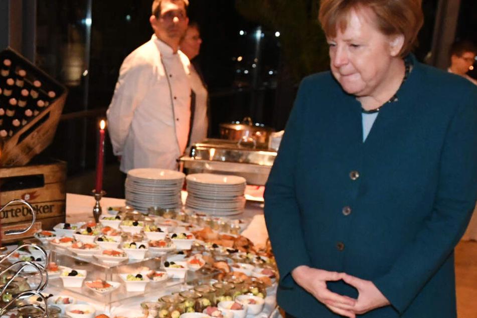 """""""Wir müssen zusammenarbeiten"""": Angela Merkel über die Beziehung zu Russland"""