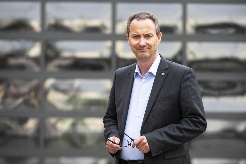 Jan Donhauser (50, CDU) ist nun Bildungsbürgermeister.