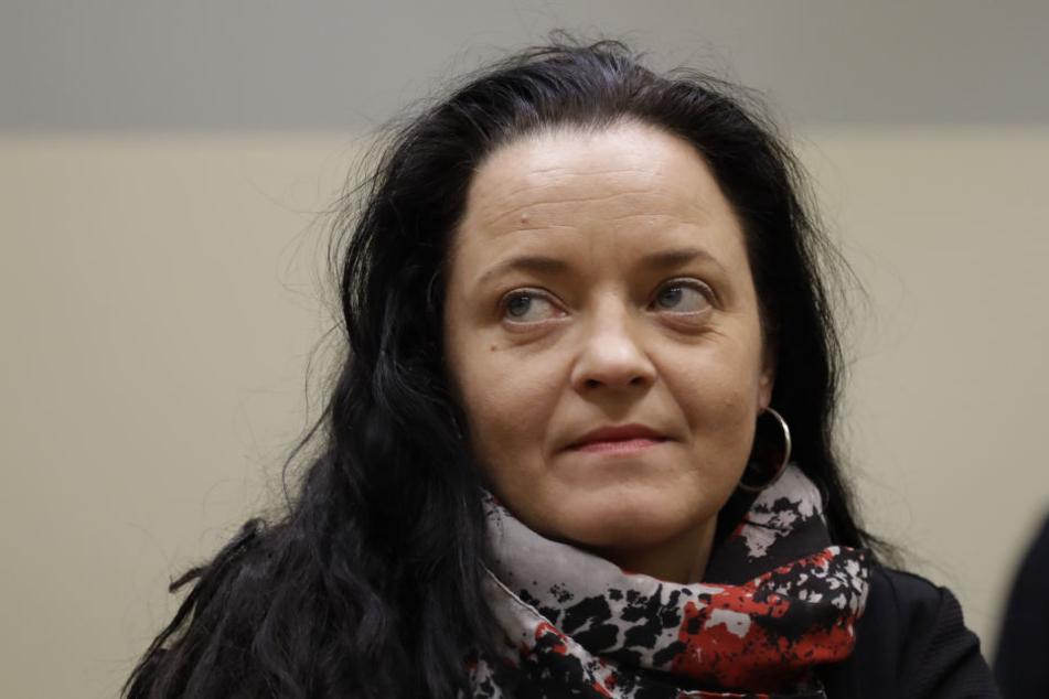 Beate Zschäpe steht seit 2013 vor Gericht.