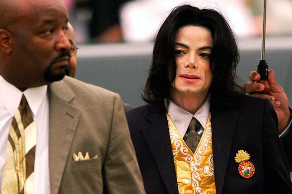 """""""Er war ein Pädophiler"""": Doku über Michael Jackson erhebt schwere Vorwürfe"""