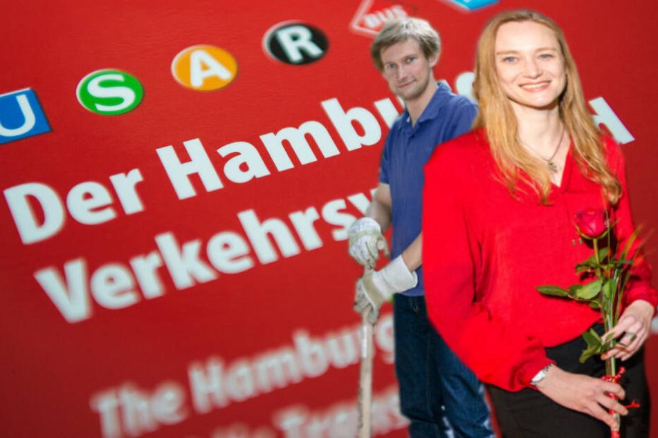Rot-Grün plant HVV-Ermäßigung: Azubis fahren in Zukunft vielleicht günstiger!