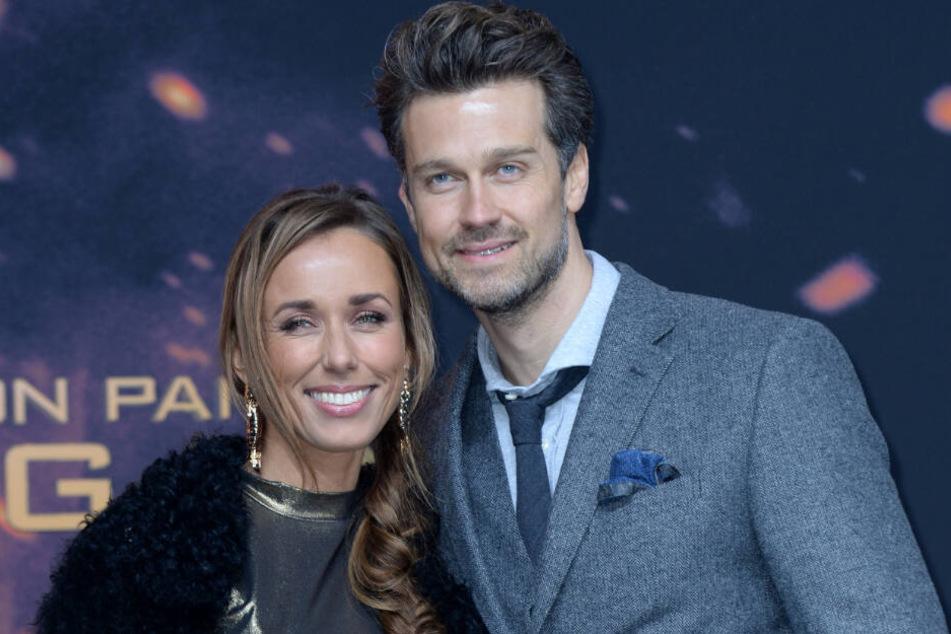 Seit November 2007 sind Annemarie und Wayne Carpendale ein Paar.