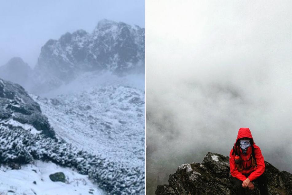 Neuschnee, Nebel und Glatteis: In dieser beliebten Urlaubsregion droht Touristen jetzt Gefahr