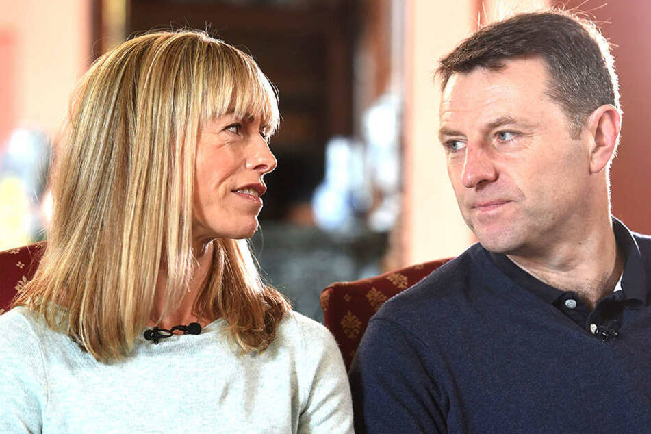 Was gäben Kate und Gerry - die Eltern von Madeleine McCann nicht alles für ein Lebenszeichen ihrer vermissten Tochter?