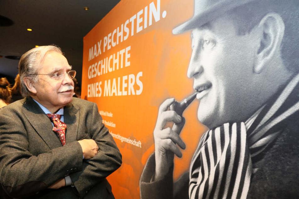 Max Pechsteins Enkel auf Premieren-Besuch in Zwickau