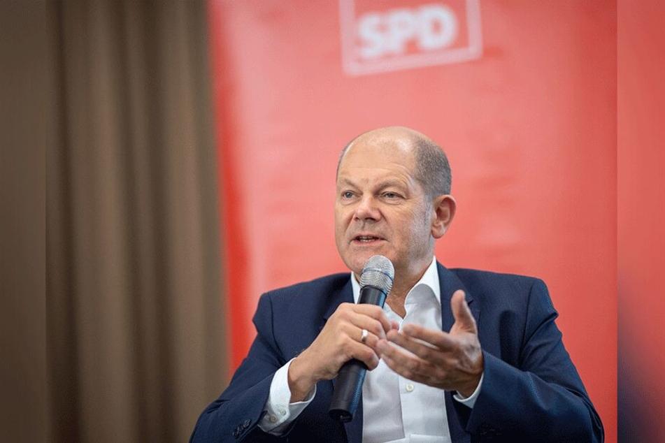 Bundesfinanzminister Olaf Scholz will den Soli für fast alle Bundesbürger abschaffen.