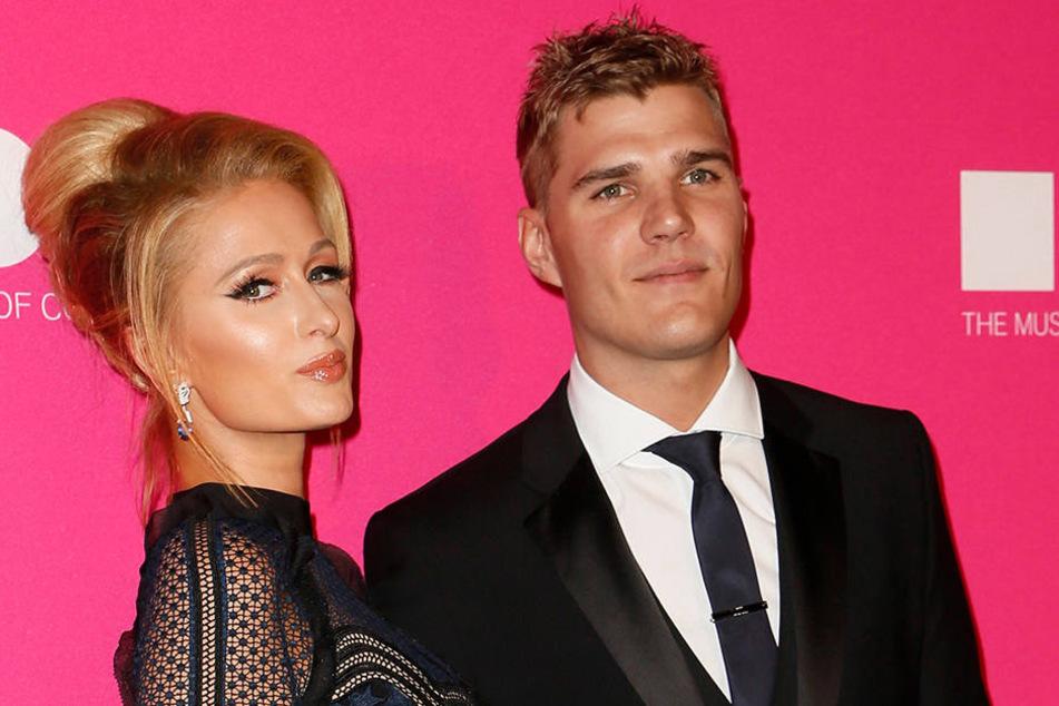 Verlobung geplatzt: Paris Hilton und Chris Zylka sind kein Paar mehr.