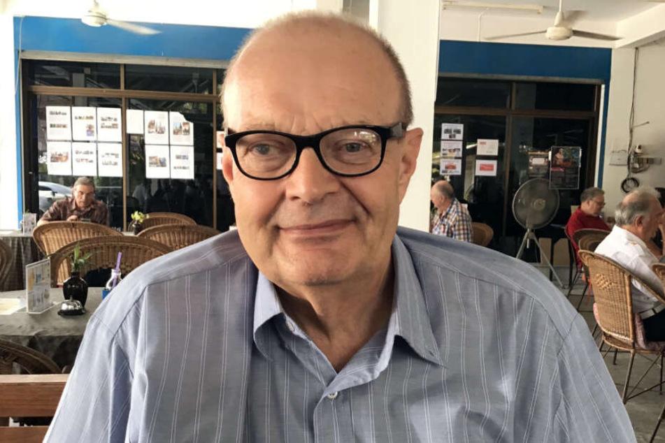 Peter Hirsekorn leitet den weltlichen Teil des Evanagelischen Begegnungszentrums in Pattaya.