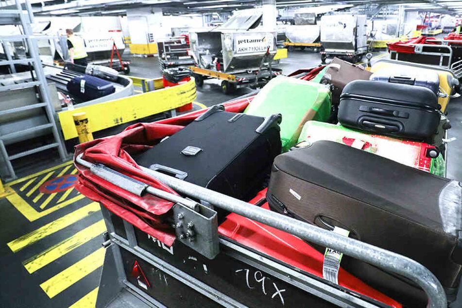 Die Sortieranlage für das Gepäck am Hamburger Flughafen soll bis 2020 erneuert werden.