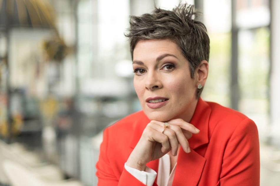 """Die gebürtige New Yorkerin wurde zwischen 1997 und 2000 als Susanne Teubner in """"Hinter Gitter - Der Frauenknast"""" berühmt."""