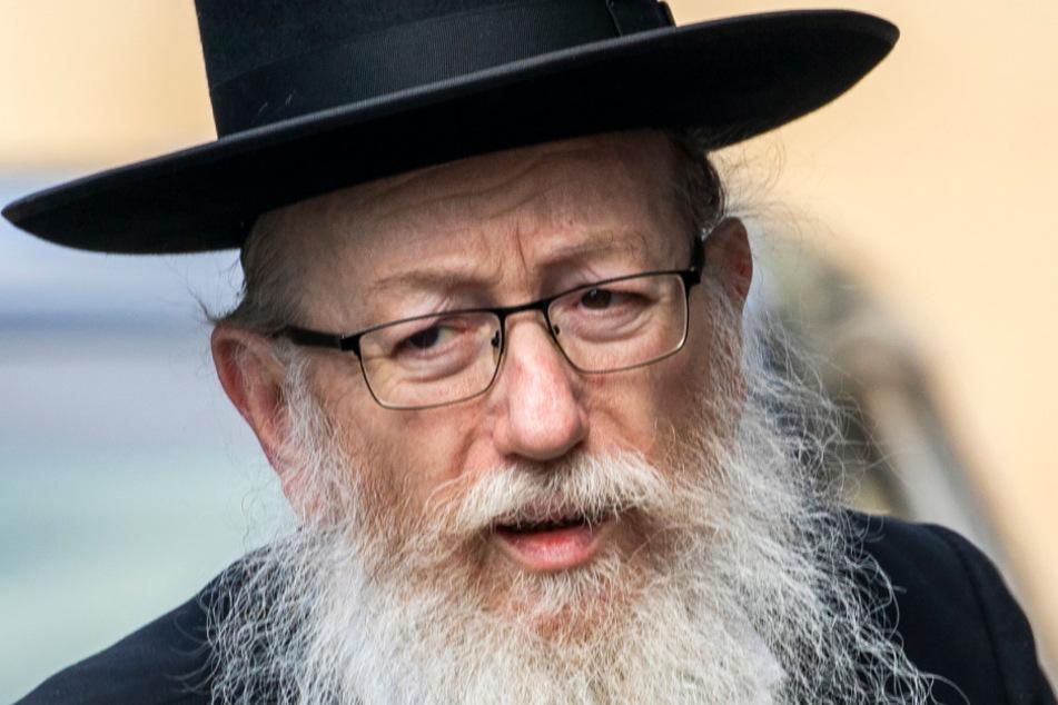 Jakov Litzman, Israels Gesundheitsminister.