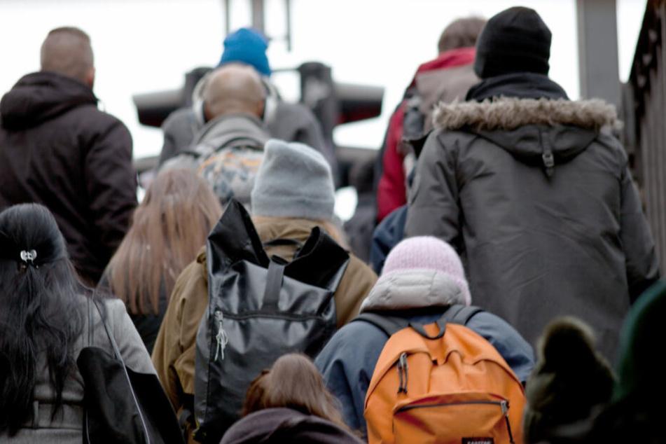 Eine Fahrt mit der U-Bahn kann die Virus-Ausbreitung beschleunigen.