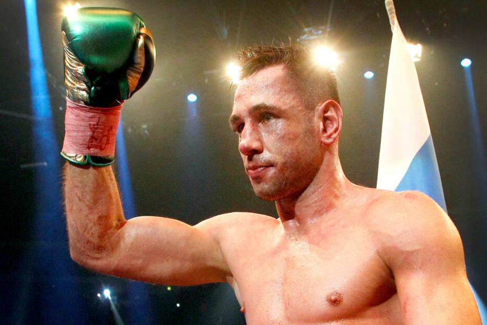 Der frühere Profi-Boxer Felix Sturm wurde auf der Fibo in Köln vorläufig festgenommen.