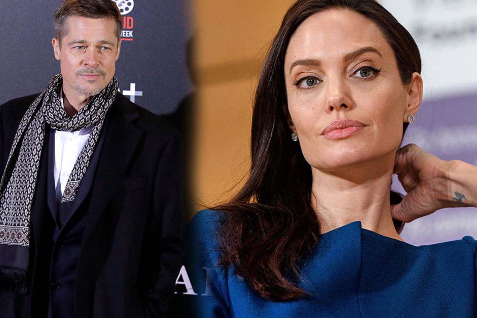Ein Liebescomeback kann wohl ausgeschlossen werden: Brad Pitt (54) hat mit Angelina Jolie (43) abgeschlossen.