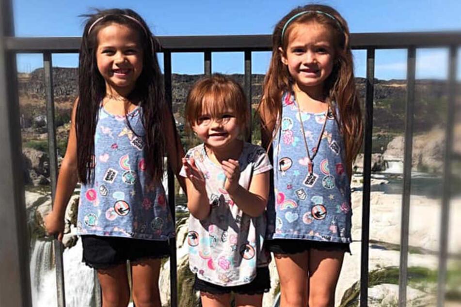 Alle drei Kinder starben bei dem Unfall.