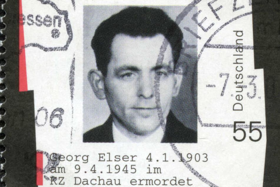 Georg Elser wurde 1945 im KZ Dachau ermordet.