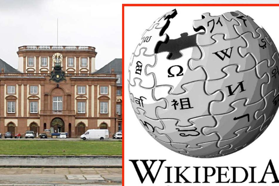 Im Schloss in Mannheim treffen sich ab Freitag die Wikipedianer.
