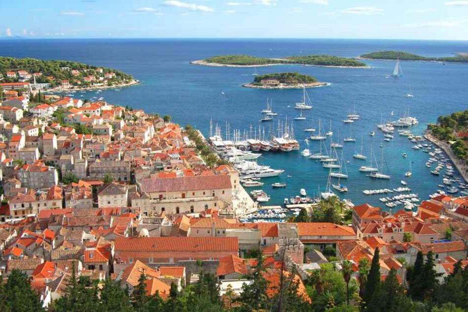 Die historische Altstadt von Hvar. Der Bürgermeister will hier keine besoffenen Party-Touris mehr sehen.