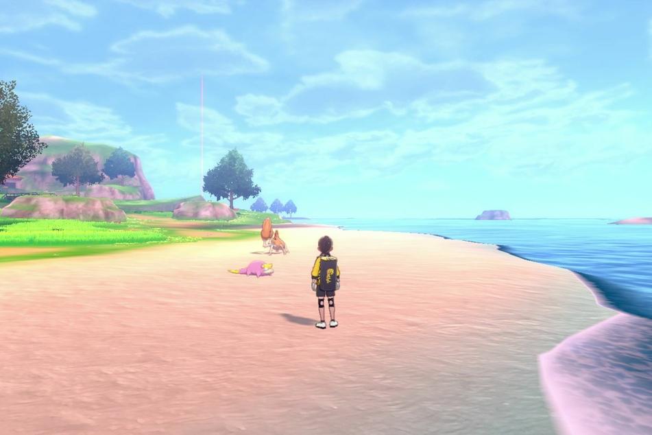 Die Insel an sich ist nicht besonders groß. Nach kurzer Zeit kennt ihr jede Stelle in und auswendig.