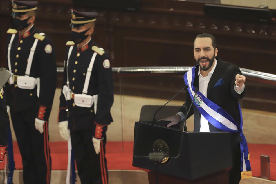 El Salvadors Präsident Nayib Bukele (39) will schon bald den Bitcoin zum gesetzlichen Zahlungsmittel in seinem Land machen.
