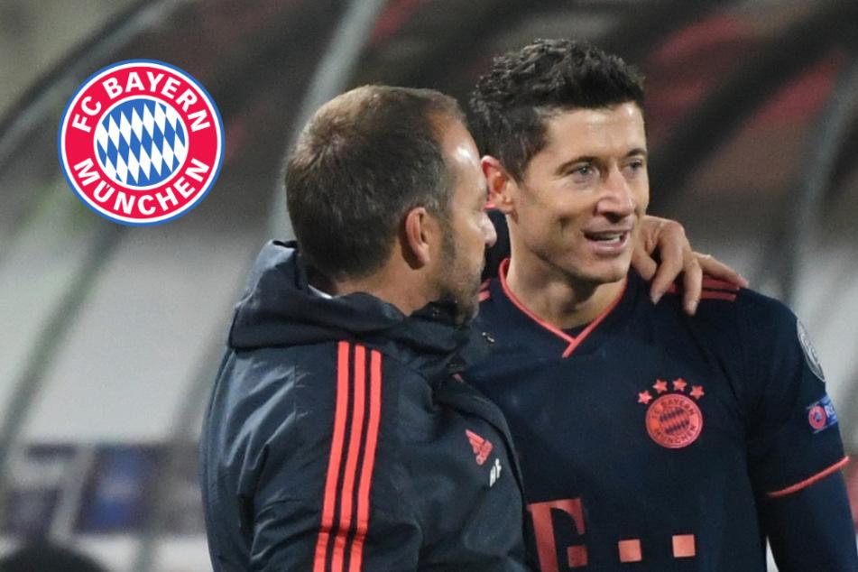 FC Bayern dominiert UEFA-Wahl: Lewandowski ist Europas Fußballer des Jahres!