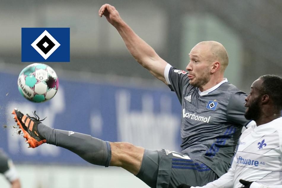 Steigt der HSV in die 1. Bundesliga auf? Das sagt Toni Leistner dazu