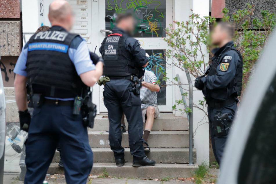 Chemnitz: Messerstecherei in Chemnitz: Zwei Verletzte