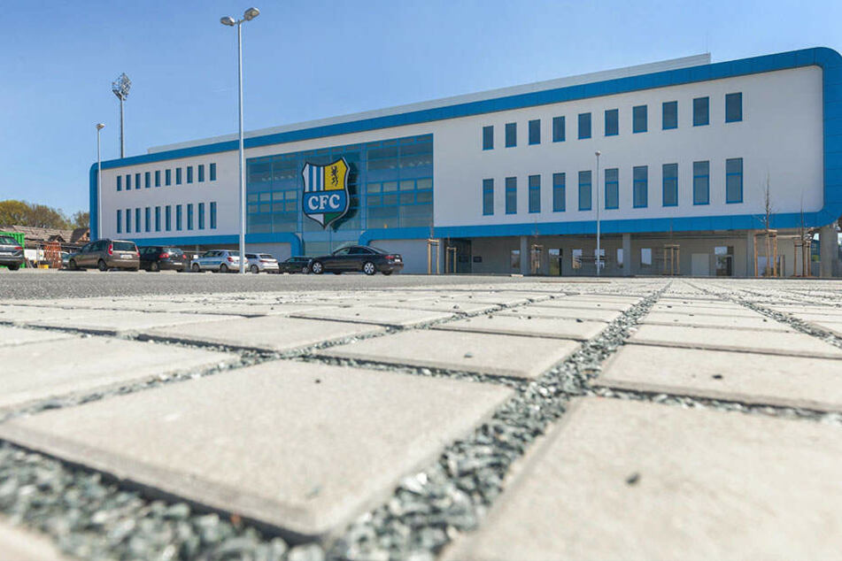 """Die Arena heißt wieder so, wie sie schon einmal hieß: """"Stadion - An der Gellertstraße""""."""