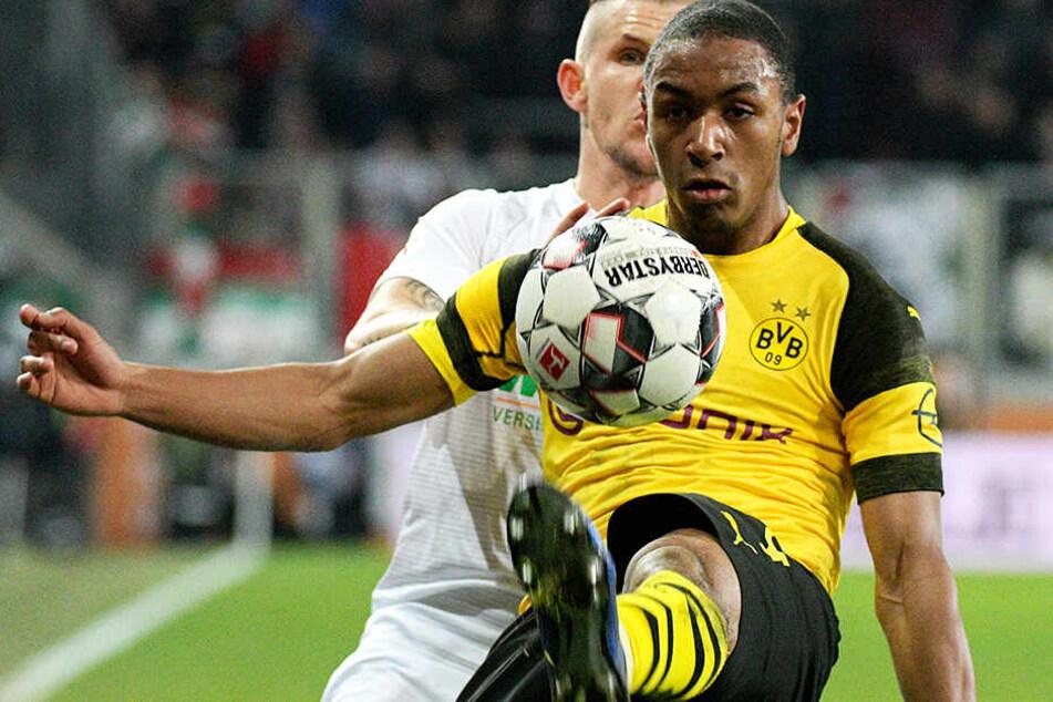 Abdou Diallo (r.) wurde beim BVB auf Anhieb Stammspieler und Leistungsträger.