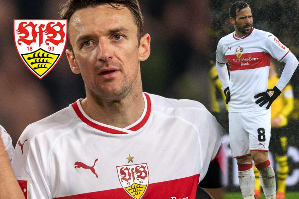 Ganz bitter für den VfB! Zwei Stammspieler fallen aus