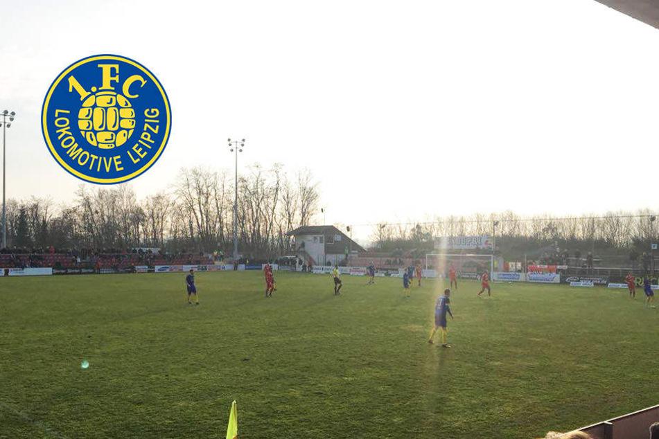 Generalprobe vor Saisonstart: Lok Leipzig testet gegen Drittligist