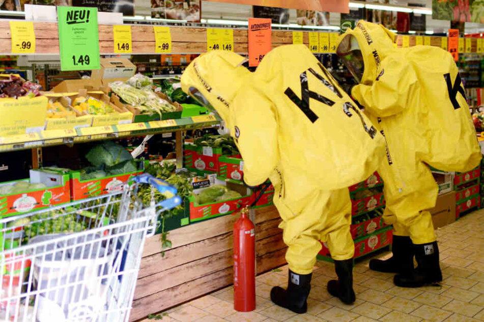 Spinnen-Horror in Bananen-Kiste: Supermarkt geschlossen