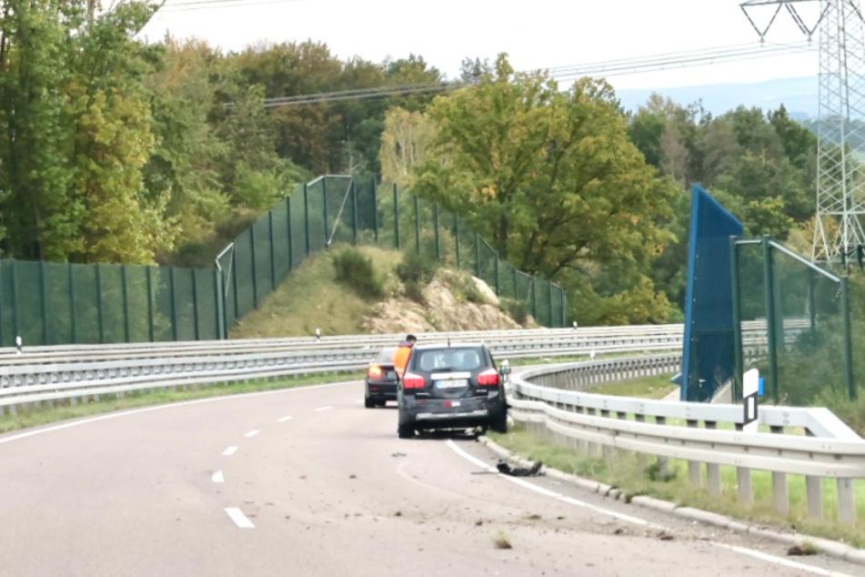 Bei einer Kollision von Chevrolet und Mercedes zogen sich drei Personen Verletzungen zu.