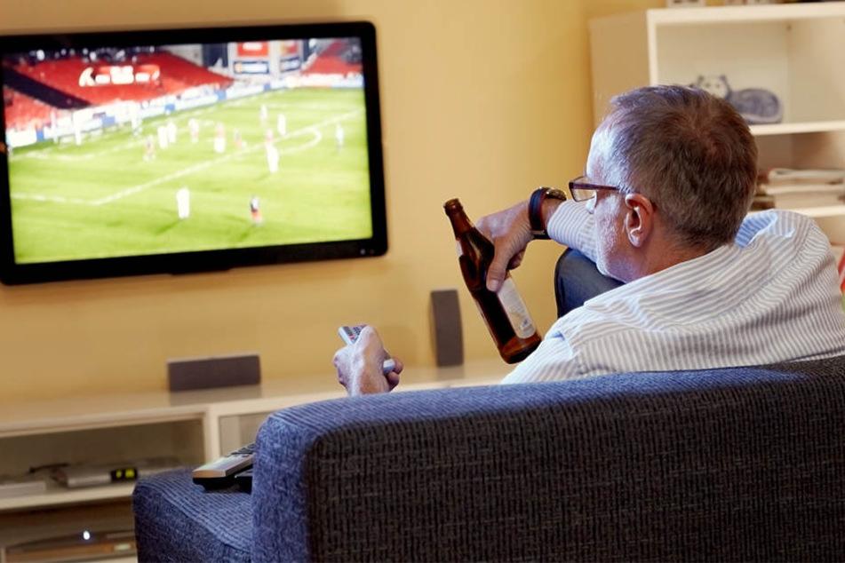 Wer die Sportschau sehen will, muss dafür blechen.