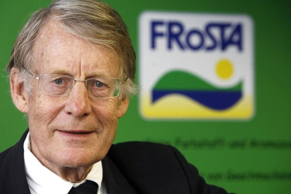 Dirk Ahlers ist Vorstandsvorsitzender der Frosta AG in Bremerhaven