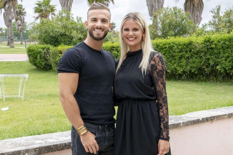 Auch Stephanie Schmitz (24) und Julian Evangelos (24) nahmen an der RTL-Show teil.