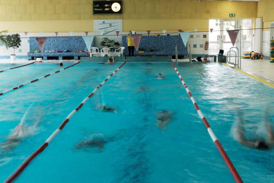 Leipzigs Schwimmhallen eröffnen am Montag wieder ihre Türen.