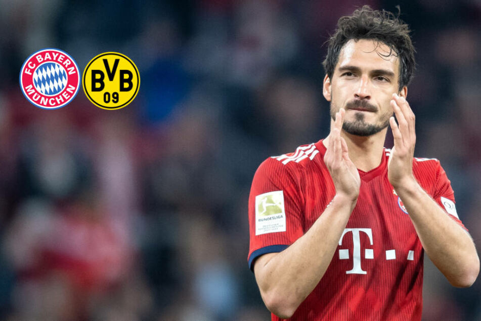BVB-Hammer: Bayerns Mats Hummels vor Rückkehr im Sommer